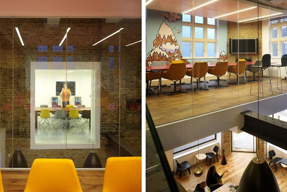 Red Bull Office – Soho, London