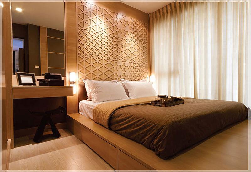 Desain Interior Kamar Hotel Klasik