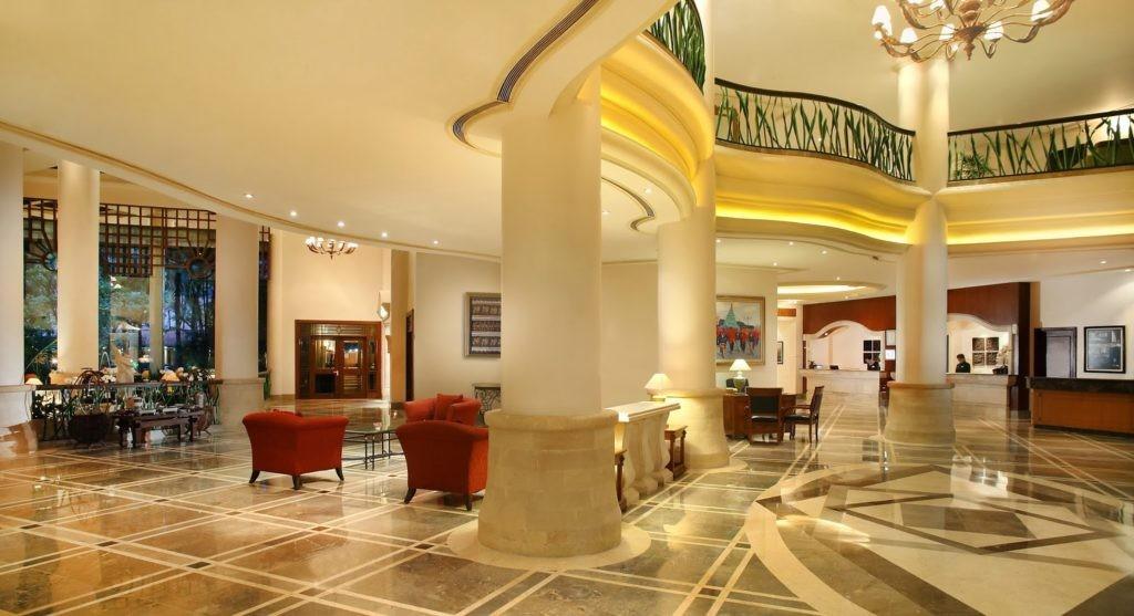 Pemilihan Furnitur lobi hotel