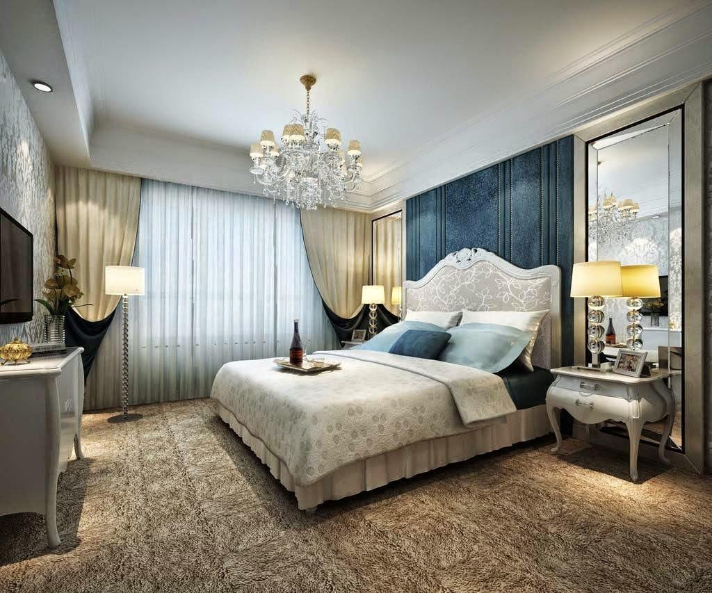 tempat tidur hotel bintang 5